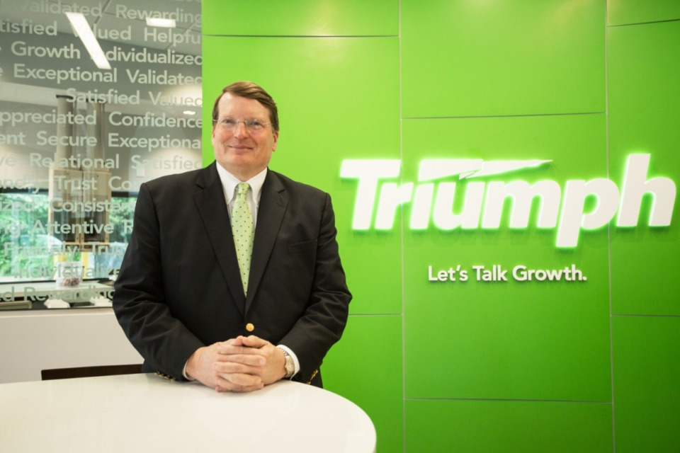 <strong>&ldquo;We picked up quite a few customers from other banks,&rdquo; Triumph Bank president and CEO Willi Chase said of the PPP loans. &ldquo;Our process might have been easier than it was at other places.&rdquo;</strong> (Daily Memphian file)