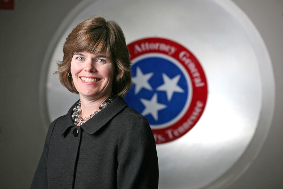 <strong>Shelby County District Attorney General Amy Weirich, seen here in 2015, opposes the open carry bill proposed in the Legislature.&nbsp;&ldquo;We see how bad it&rsquo;s been allowing people to carry guns in their cars,&rdquo; Weirich said. &ldquo;Imagine a universe where people are walking around with guns and law enforcement doesn&rsquo;t know if you&rsquo;re a convicted felon or why you&rsquo;re carrying that gun and what you intend to do with it. That&rsquo;s what open carry would look like.&rdquo;</strong> (Daily Memphian file)