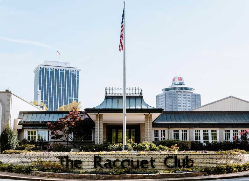 <strong>The Racquet Club ownership group, Golden Set Holdings LLC, said it envisions the area around its property becoming a smaller-scale version of Green Hills in Nashville or Buckhead in Atlanta.</strong> (Houston Cofield/Daily Memphian file)