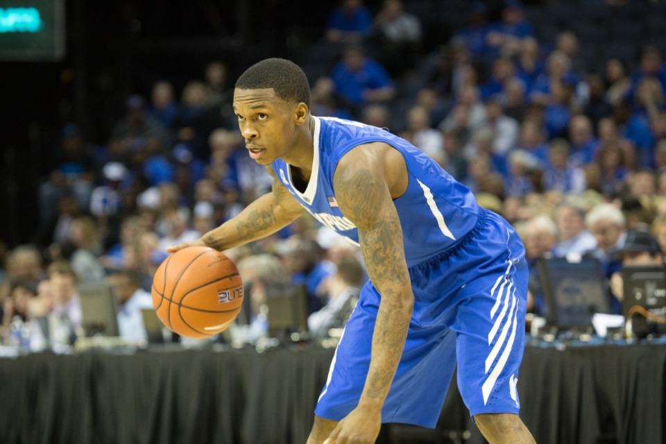 <strong>Joe Jackson, seen here in 2014, worked at basketball to the exclusion of almost everything else. That&rsquo;s costing him now.</strong> (Daily Memphian file)