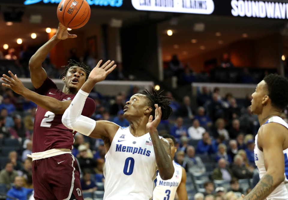 Memphis Tigers Struggle Before Beating Little Rock 99 89 The Daily