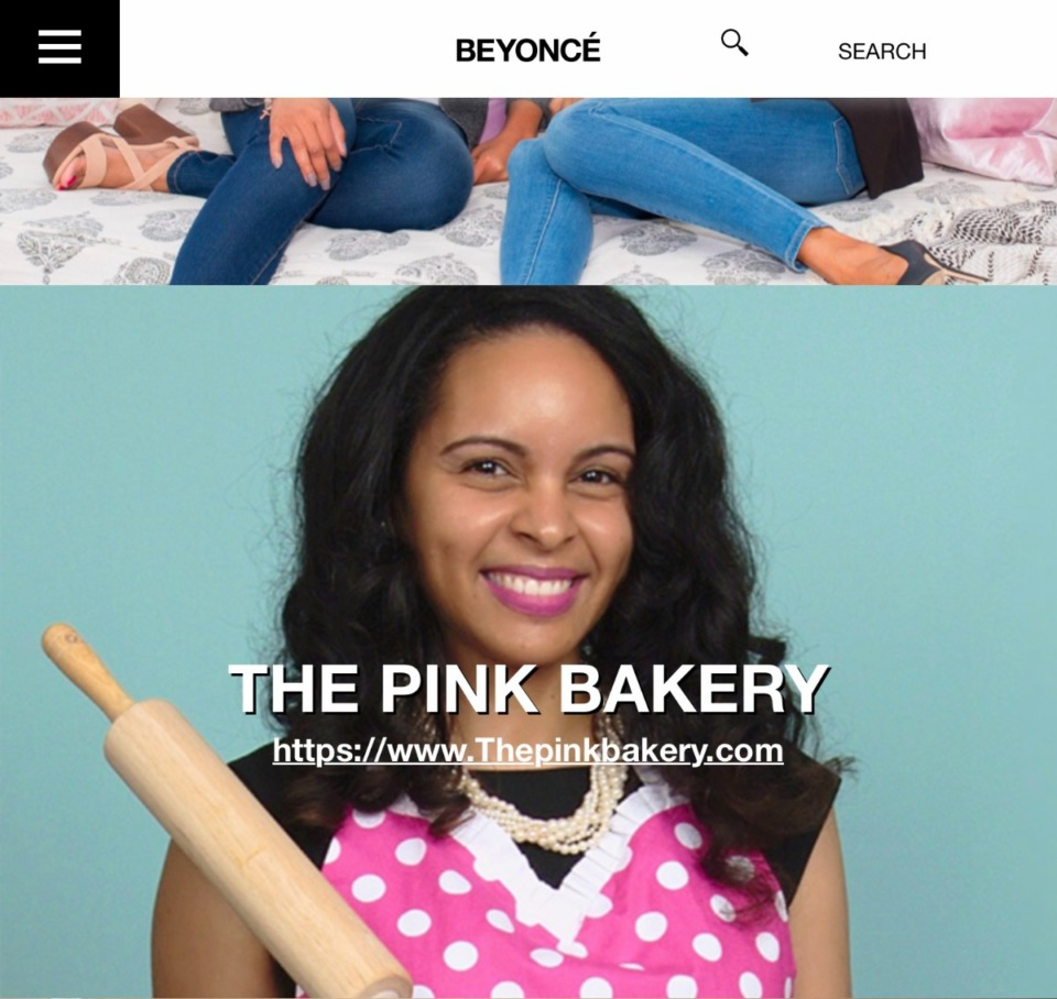 <strong>Nubian Simmons&rsquo; The Pink Bakery is among the second round of winners of a grant operated by Beyonce&rsquo;s BeyGOOD and the NAACP.&nbsp;</strong>(Submitted)