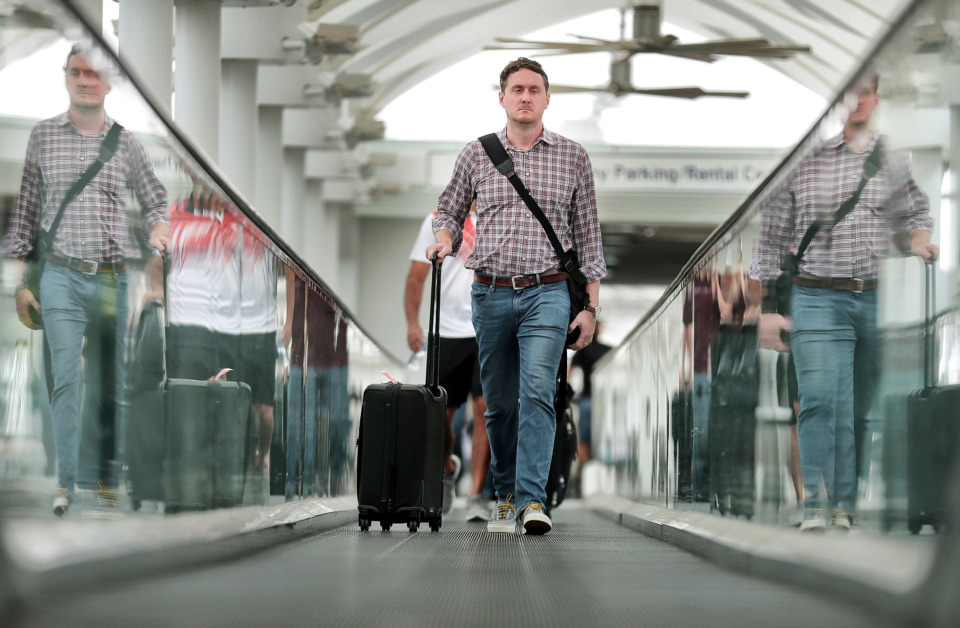<strong>With passengers growing at about 5 percent a year currently, Memphis International Airport officials anticipate serving 2.3 million local travelers in 2019.</strong> (Jim Weber/Daily Memphian file)