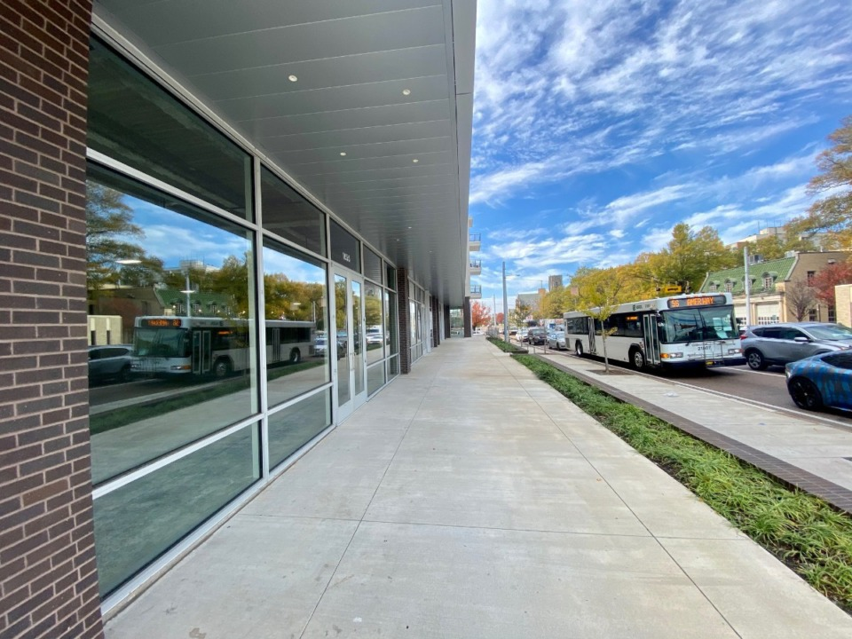 <strong>The Citizen, 1835 Union, recently leased 2,700 square feet of commercial space to Sonder Luxury Suites, a boutique salon.</strong> (Tom Bailey/Daily Memphian)&nbsp;