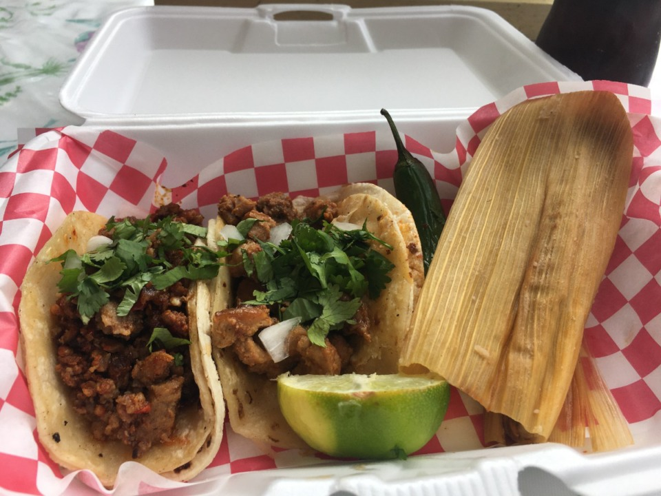 <strong>Tony&rsquo;s Tacos serves up tacos, tamales and other Mexican favorites from a counter inside a Collierville Shell station, but is eyeing a standalone location in the near future.</strong> (Chris Herrington/Daily Memphian)