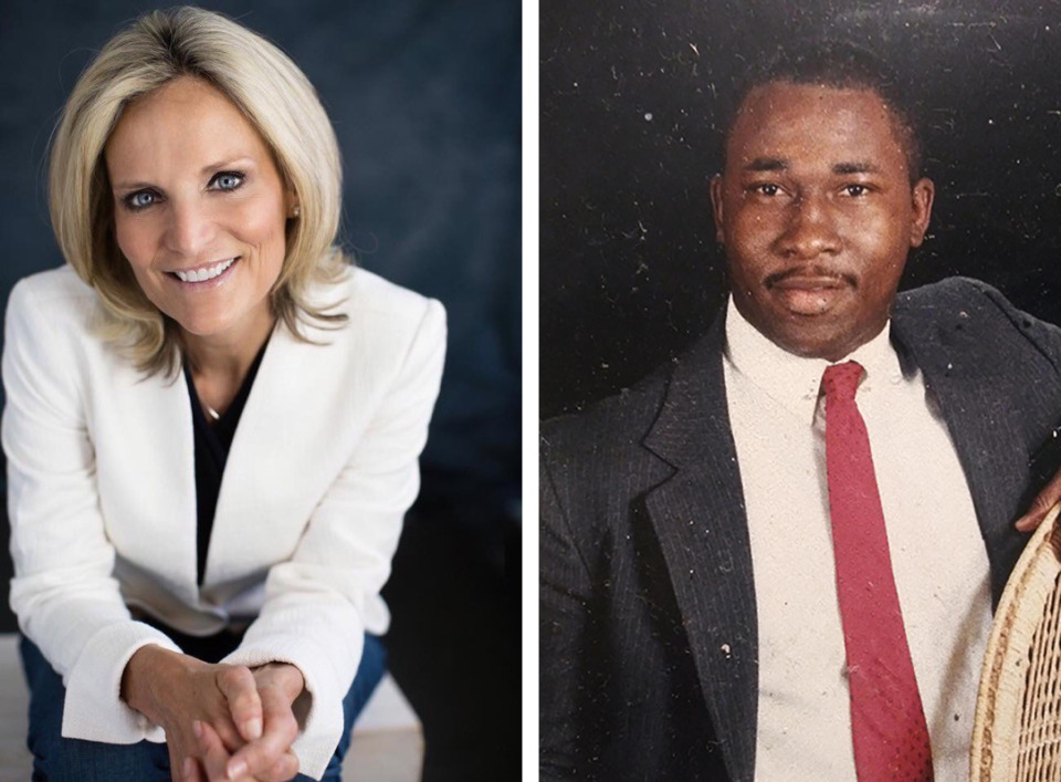 <strong>Missy Marshall, left, and William Boone are vying for Collierville Alderman Position 4, left open by the death of Tom Allen last summer.</strong> (Daily Memphian file photos)