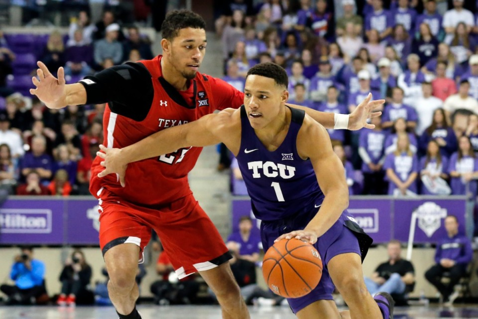 <strong>The Grizzlies selected TCU&rsquo;s Desmond Bane in the NBA draft Nov. 18.</strong>&nbsp;(Ray Carlin/AP File)