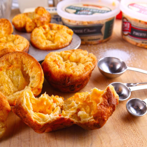 <strong>Pimento Cheese Popovers by Tom&rsquo;s Tiny Kitchen. </strong>(Submitted)