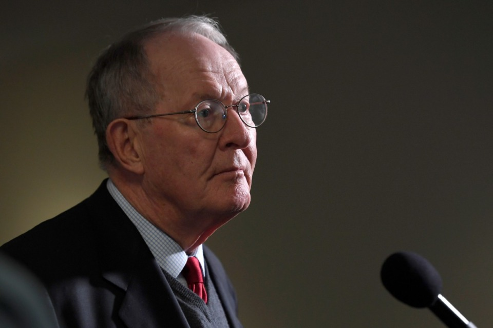 <strong>&ldquo;We don&rsquo;t need a change of rules. The Senate needs a change of behavior,&rdquo; U.S. Sen. Lamar Alexander (shown in a file photo) said Wednesday, Dec. 2, in a farewell address before the U.S. Senate. &ldquo;And the behavior that needs to change first is for individual senators to stop blocking amendments of other senators. If you are opposed to something, you ought to vote no.&rdquo;</strong> (Susan Walsh/Associated Press file)