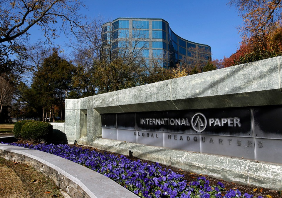 <strong>Memphis-based International Paper Co. said Thursday, Dec. 3, it will spin off its printing paper segment into a new publicly traded company and focus its core business on corrugated packaging.</strong> (Daily Memphian file photo)