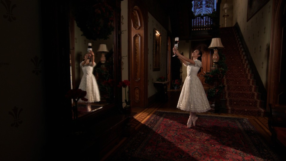 <strong>Mei Kotani portrays Clara in the Ballet Memphis version of&nbsp;&ldquo;The Nutcracker,&rdquo; which will air on WKNO. Portions of the ballet were filmed at the Mallory-Neely House in Victorian Village.&nbsp;</strong>(Courtesy Ballet Memphis)