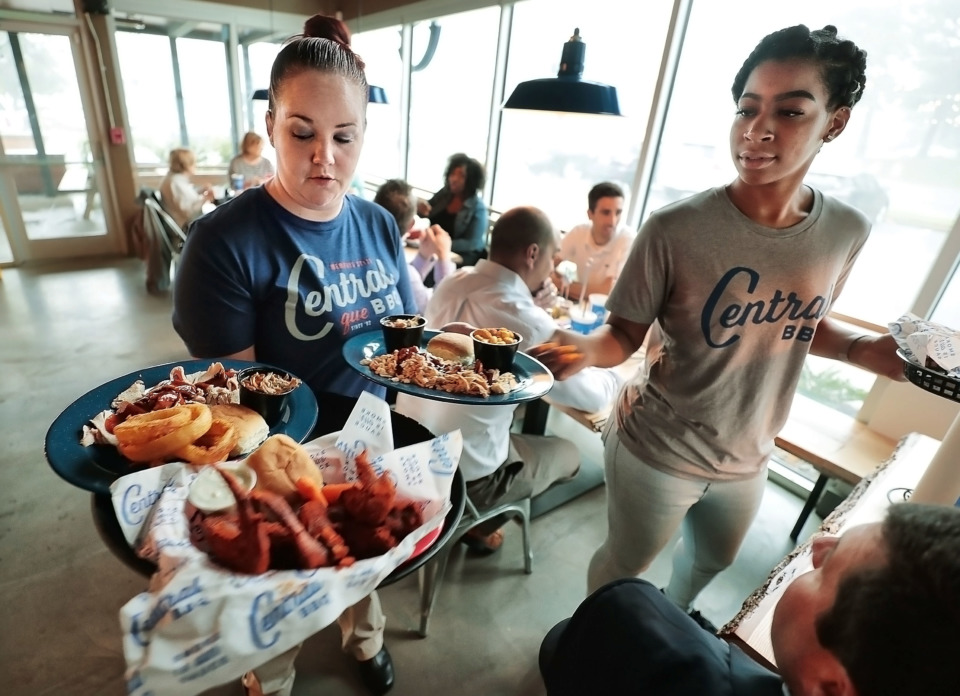 <strong>In August, Central BBQ opened a location&nbsp;at 6201 Poplar, in the former Lyfe Kitchen space that closed in 2017.</strong> (Jim Weber/Daily Memphian file)