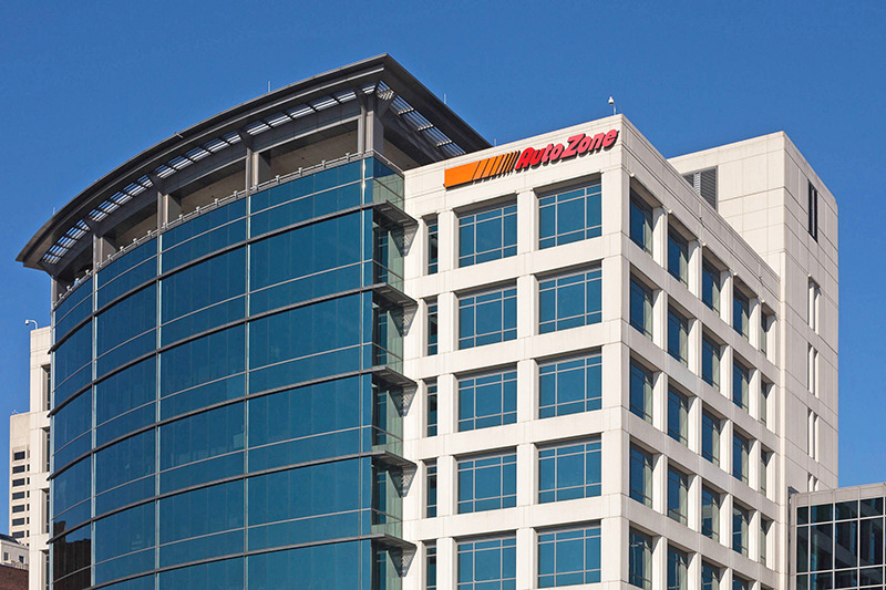 <strong>Memphis-based&nbsp;AutoZone Inc. handily beat Wall Street analysts&rsquo; expectations for first quarter earnings</strong>. (Daily Memphian file)