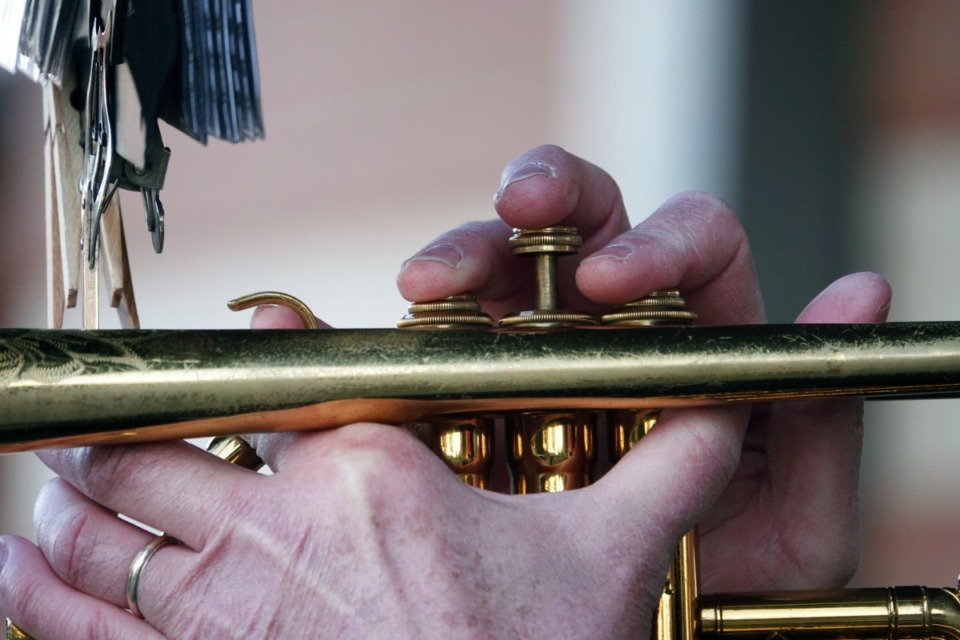 <strong>Brass bands are a historic part of The Salvation Army tradition and culture in England and that tradition has carried over to the United States.</strong> (Karen Pulfer Focht/Special to The Daily Memphian)