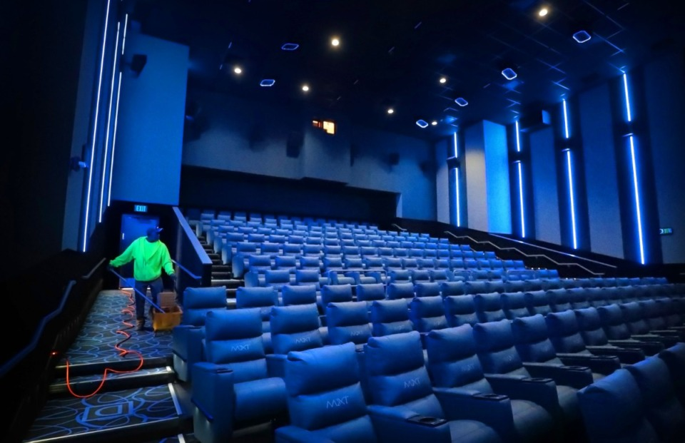 <strong>The Malco Powerhouse theater on March 7, 2019.</strong> (Daily Memphian file)