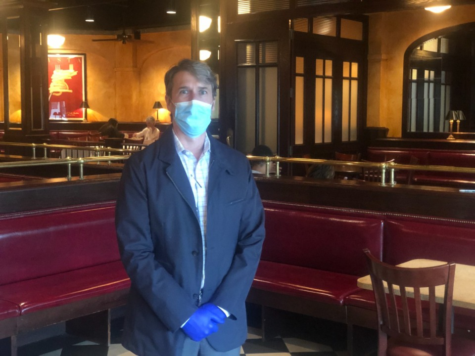 <strong>Ben Brock, owner of Char and Amerigo Restaurants, said he lost about 50% of his reservations for Dec. 18 and Dec. 19. &ldquo;People started talking about it yesterday, about how we were going to be shut down again, and then (news) came out today and more people canceled,&rdquo; he said.&nbsp;&ldquo;It&rsquo;s just another hit in the head.&rdquo;</strong> (Daily Memphian file)
