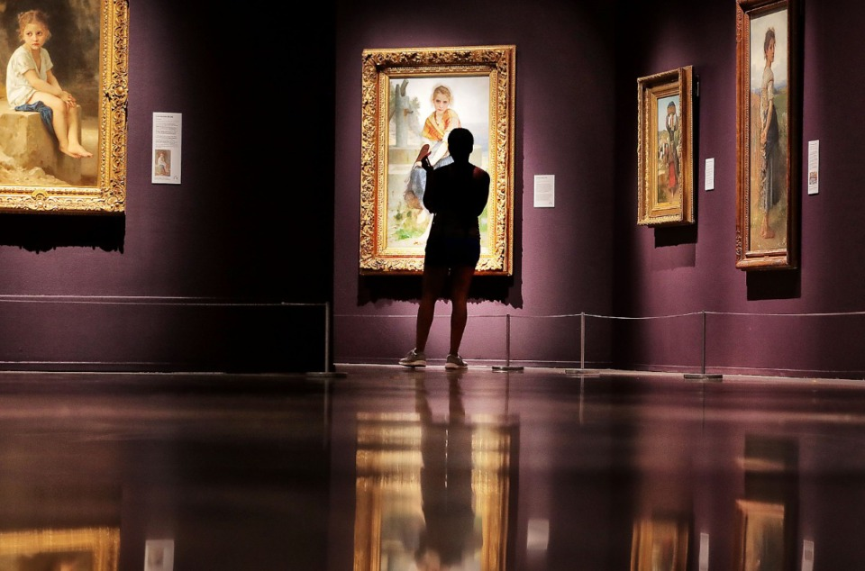 <strong>The Memphis Brooks Museum of Art is closing through Jan. 22 in accordance with the new health directive.</strong> (Jim Weber/Daily Memphian file)