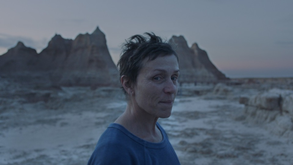 <strong>Frances McDormand stars in the film &ldquo;Nomadland.&rdquo;</strong> (Courtesy of Searchlight Pictures)