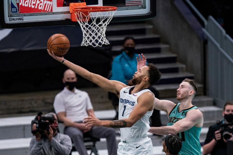 Box score: Grizzlies 108, Hornets 93 - Memphis Local, Sports, Business &  Food News | Daily Memphian