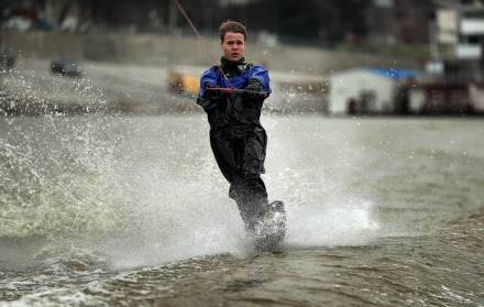 "<p class=""p1""><span class=""s1""><strong>Dozens of skiers, wakeboarders, and bare-footers of all skill levels braved the winter waters of the Wolf River channel off Mud Island at the 42nd annual Ski Freeze held on Tuesday, Jan. 1, 2019.</strong> (Patrick Lantrip/Daily Memphian)</span>"