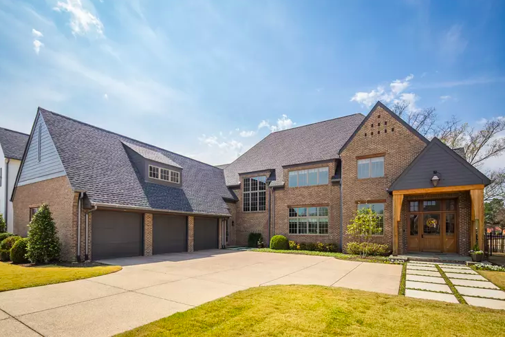 <strong>Several home styles are possible for Piper&rsquo;s Grove. One is called&nbsp;&ldquo;Normandy.&rdquo;&nbsp;</strong>(<em>Courtesy of David Clark Construction</em>)