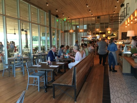 <strong>The space that housed The Kitchen at Shelby Farms is now vacant. What will take its place in 2019? </strong>(Jennifer Biggs/Daily Memphian file)