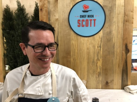 <strong>Nick Scott opens Salt | Soy this year. </strong>(Jennifer Biggs/Daily Memphian)