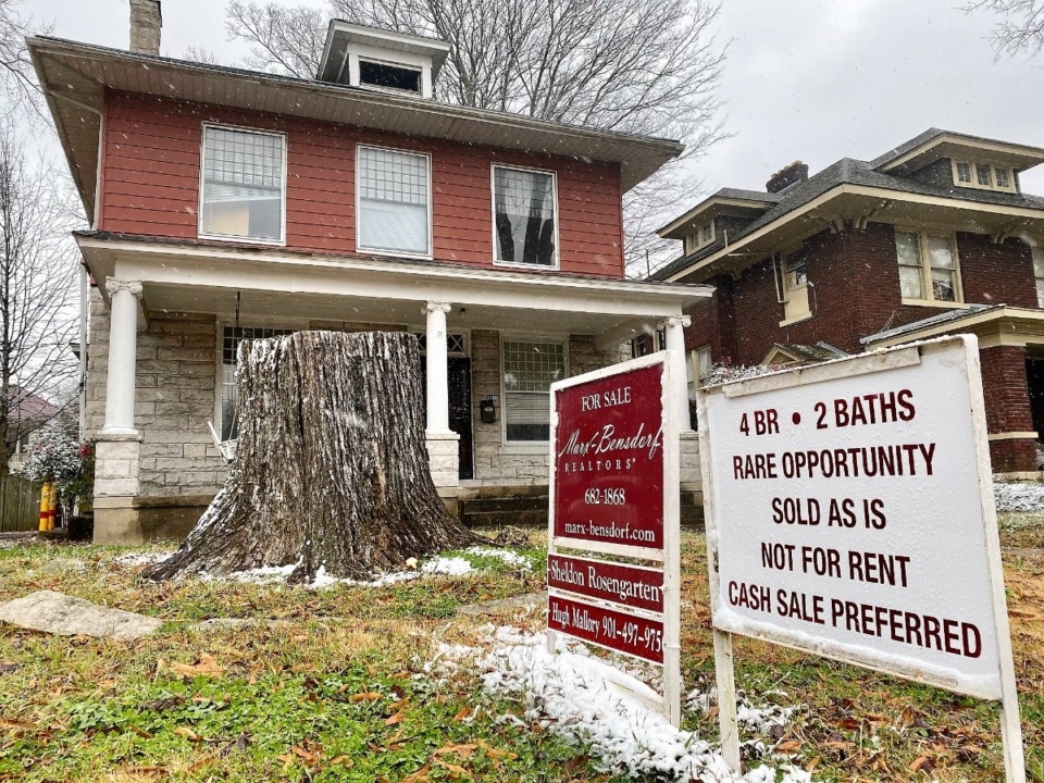 <strong>Despite the pandemic, Realtors sold a few more homes in 2020 than in 2019.</strong> (Tom Bailey/Daily Memphian)