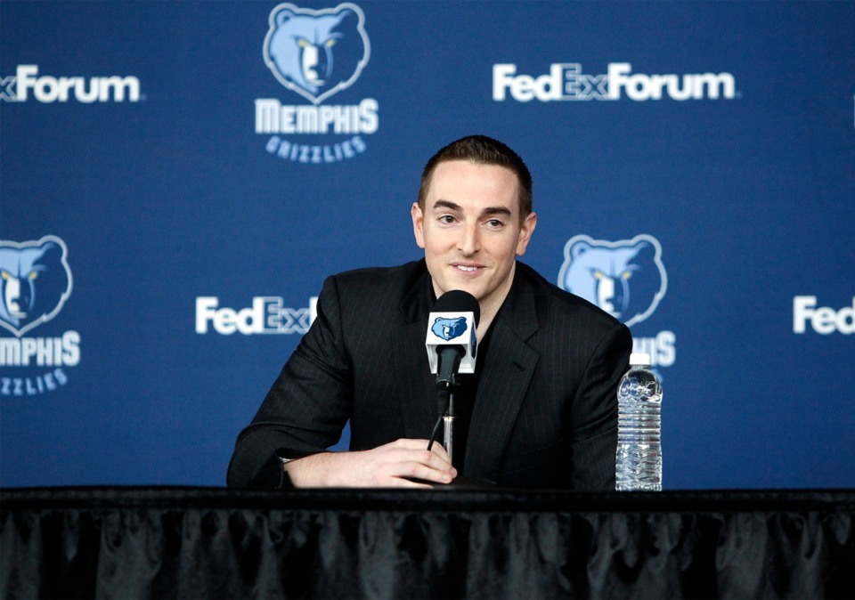 <strong>Grizzlies owner Robert Pera is the founder and CEO of Ubiquiti Inc., a communications technology company.</strong> (Daily Memphian file)