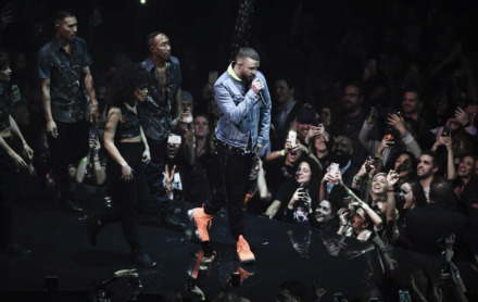 <span><strong>Singer Justin Timberlake performs at Madison Square Garden during the Man of the Woods Tour on Thursday, March 22, 2018, in New York.</strong> (Photo by Evan Agostini/Invision/AP)</span>