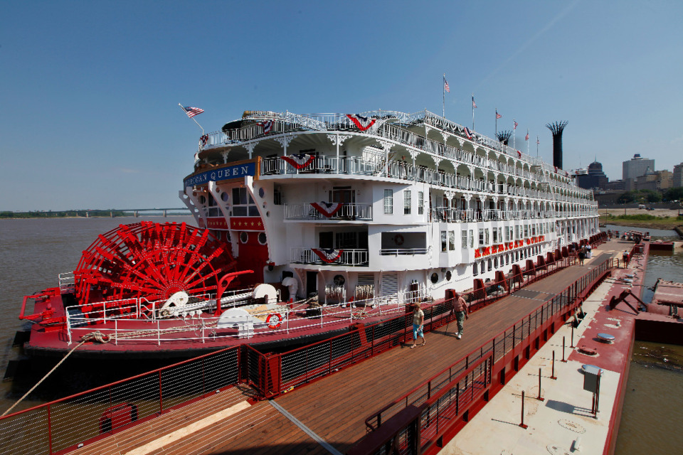 <strong>The American Queen Steamboat Co. announced they will require all passengers to be vaccinated against COVID-19 for cruises July 1 and later.</strong> (File photo)