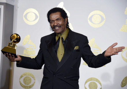 "<strong>Blues Hall of Famer Bobby Rush has been nominated for the B.B. King Entertainer Award by the Blues Foundation. Rush won the award for best traditional blues album for ""Porcupine Meat"" at the 59th annual Grammy Awards in 2017.</strong> (Chris Pizzello/Associated Press file)"
