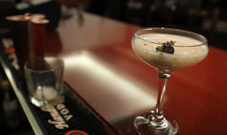<strong>The Promised Land at Strano by Chef Josh is the featured cocktail in this week's Bar Talk.</strong> (Patrick Lantrip/Daily Memphian)