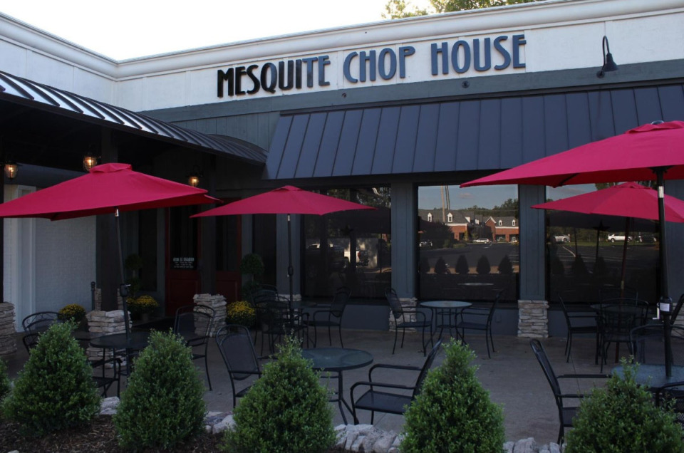 <strong>Mesquite Chop House, which operated at the corner of Forest Hill Irene and Poplar Pike, closed last year.</strong> (Courtesy Mesquite Chop House)