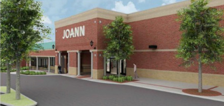 <strong>National retailer JOANN Fabric and Crafts is opening in the Shops of Forest Hill. </strong> (Courtesy of City of Germantown)