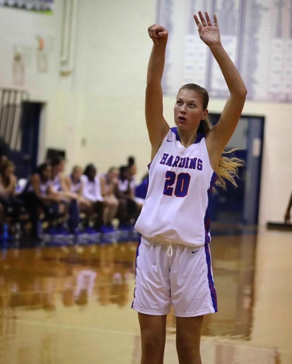 <strong>Emily Howard is among the top three scoring leaders in girls basketball this week, averaging 16.1 points per game.</strong> (Courtesy Howard family)