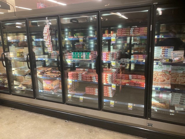 Kroger located Trinity and Germantown Pkwy taken on Thursday, February 18, 2021.&nbsp;<strong>(submitted to the Daily Memphian)</strong>