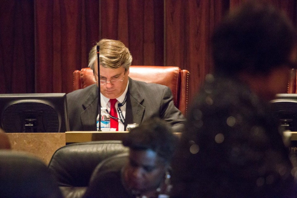 <strong>Memphis City Council Chairman Frank Colvett (in a file photo)&nbsp;said the discussion reflects what will be a tight budget for the fiscal year that begins July 1.</strong> (Daily Memphian)