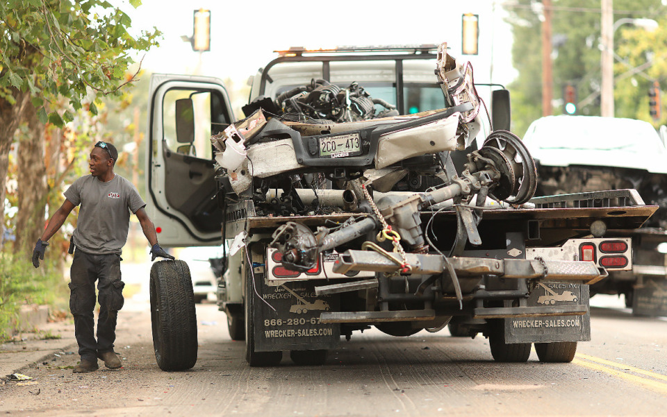 <strong>There were 234 fatal car accidents in Memphis in 2020, compared to 137 in 2019.</strong> <strong>Accidents with injuries also increased from 10,927 in 2019 to 11,040 in 2020.</strong> (Patrick Lantrip/Daily Memphian file)