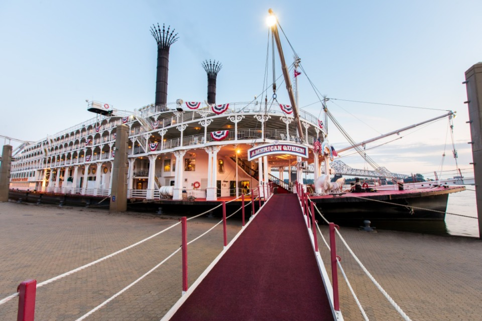 <strong>American Queen Steamboat Co. recently announced its 2023 schedule, including a significant increase in the number of cruises along the Mississippi River between Memphis and New Orleans.</strong> (Submitted)