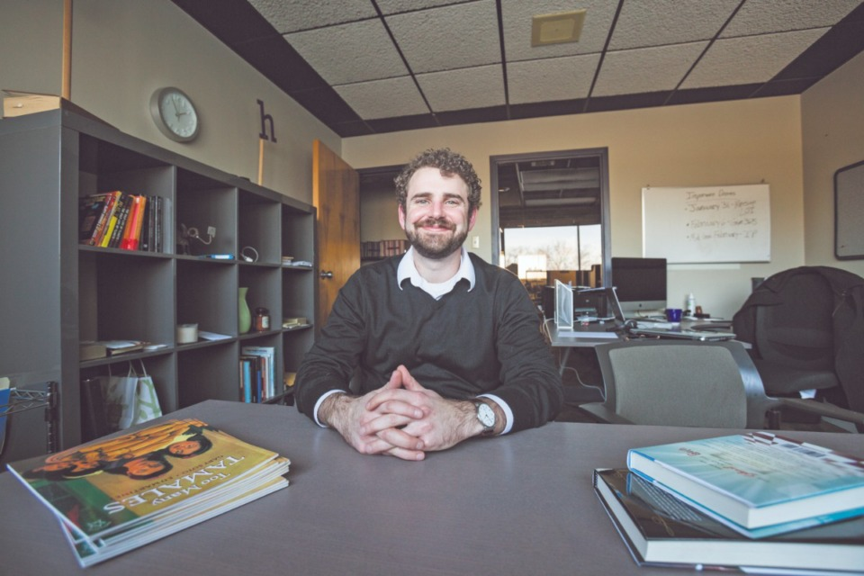 <strong>Knox Shelton will be the new director of Indie Memphis.</strong> (Daily Memphian file)