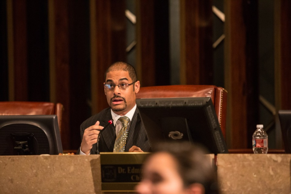 <strong>An independent attorney&rsquo;s investigation found that&nbsp;</strong><strong>Shelby County Commissioner Edmund Ford Jr. violated county ethics policies by proposing a commission grant to Junior Achievement of Memphis and the Mid-South that was then used to buy computer equipment from Ford.</strong> (Daily Memphian file)