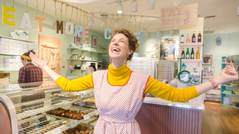 <strong>Muddy&rsquo;s Bake Shop owner Kat Gordon (shown in her former shop on Sanderlin) has another recognition to add to her list of accolades: Muddy&rsquo;s was named one of the best bakeries of 2021&nbsp;in Southern Living&rsquo;s annual South&rsquo;s Best round-up.</strong>&nbsp;(Ziggy Mack/Special to the Daily Memphian file)