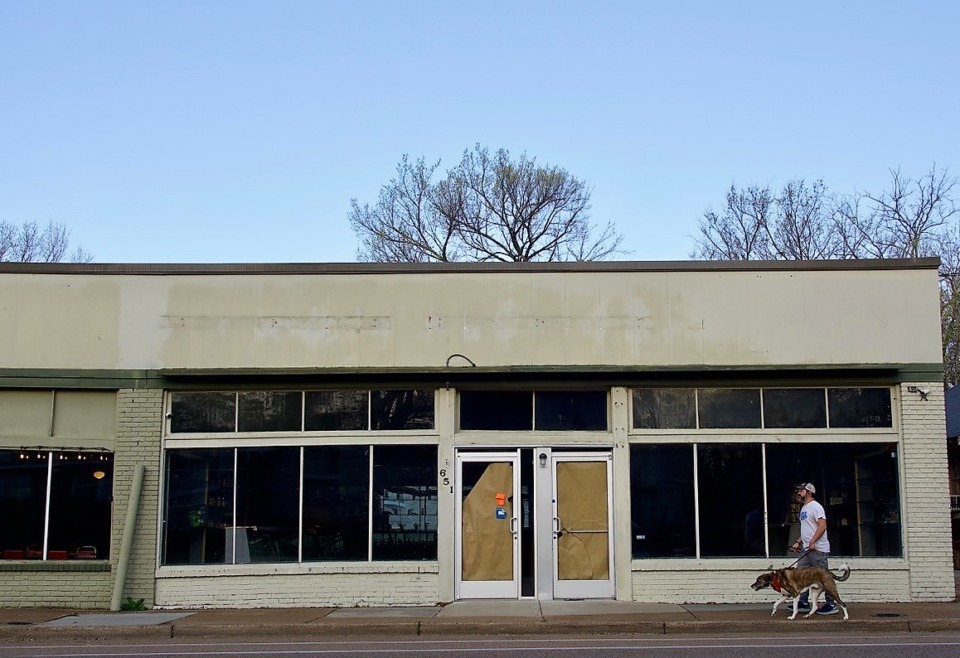 <strong>The Board of Adjustment voted Wednesday, March 24, to allow a smoke shop to open at 651 N. McLean, but the owner must prove after three months that less than half the sales come from vape products.</strong> (Tom Bailey/Daily Memphian)