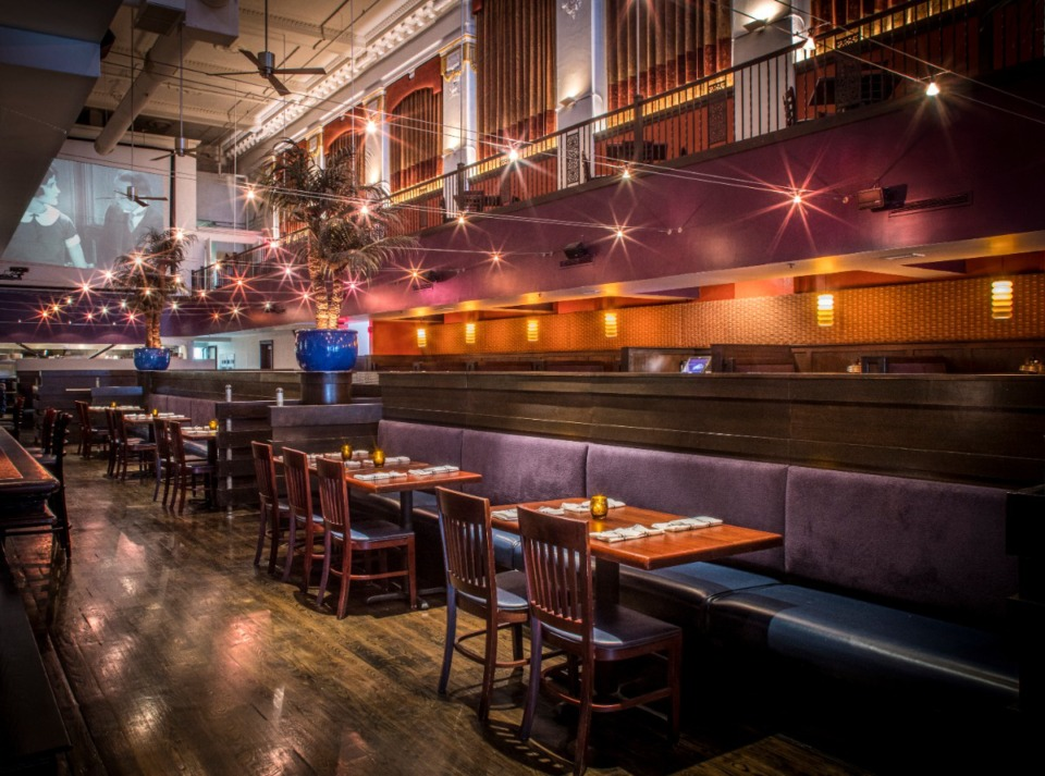 <strong>The Majestic Grille&rsquo;s majestic bar will soon be open for business.</strong> (Justin Fox Burks/Courtesy The Majestic Grille