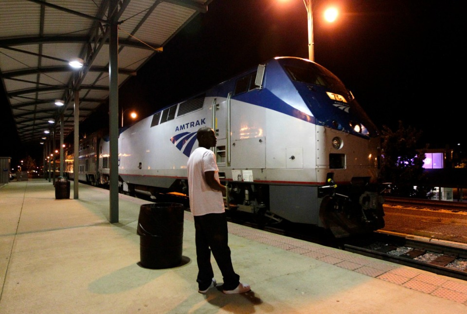 <strong>A spokesman for Amtrak said an expansion of the City of New Orleans service, which connects Chicago and New Orleans with stops in Memphis (as shown here), would be likely under President Joe Biden&rsquo;s&nbsp;$2.3 trillion infrastructure plan.</strong> (Daily Memphian file)