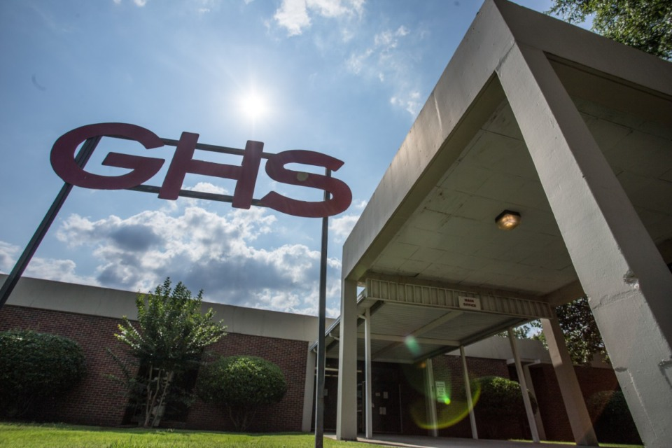 <strong>Germantown High School is one of the&nbsp;&ldquo;3Gs&rdquo; that Germantown wants to take from Shelby County Schools.</strong> (Daily Memphian file)