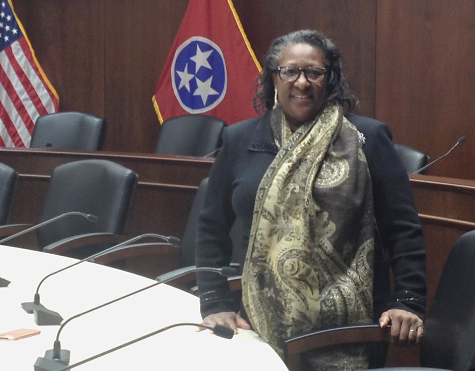 <strong>&ldquo;What happens to African Americans over the years,&rdquo; Rep. Karen Camper told the House Business and Utilities Subcommittee in late March,&nbsp;&ldquo;we&rsquo;ve been expected to perm our hair, put a lot of heat on our hair, to fit in in the workplace.&rdquo;</strong> (Daily Memphian file)