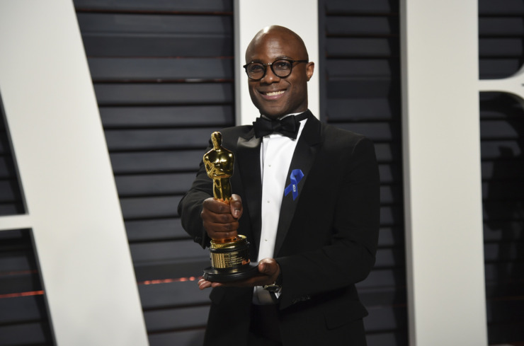 "Before director Barry Jenkins took his second feature, ""Moonlight,"" to a Best Picture Oscar, he debuted with ""Medicine for Melancholy,"" (Evan Agostini/Invision/AP)"