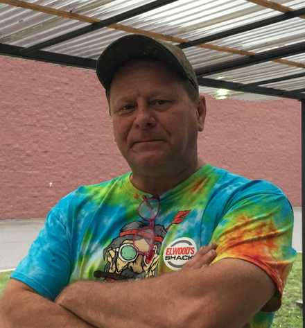 <span><strong>Tim Bednarski is the owner of Elwood's Shack and will soon open Elwood's Shells in Cooper-Young.</strong> (Jennifer Biggs/Daily Memphian)</span>